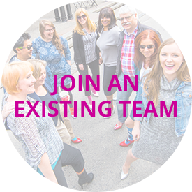 Join an existing team